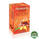"""Alokozay черный """"Персик"""" 25*2 г"""