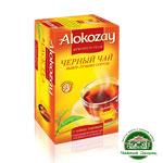 Alokozay черный классический 25*2 г