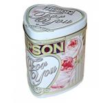 Чай Tipson For You Pearl Типсон жемчужный 75гр.ж/б подарочный