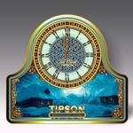 Чай Tipson Типсон Время Мечты Полночь 125г ж/б