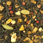 Черный чай Везувий