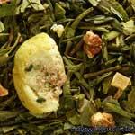 Зеленый чай Сладкий инжир зеленый