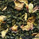Зеленый чай Китайская вишня
