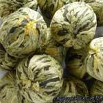 Вязаный чай Белая красавица