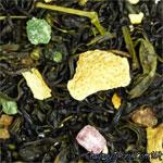 Зеленый чай Белый русский