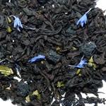 Черный чай Черника в йогурте
