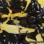 Черный чай Вишня в шоколаде