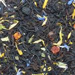 Черный чай Ягодное шампанское