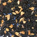 Черный чай Зимняя сказка