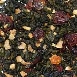 Зеленый чай Тропический остров
