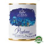 """Кофе в зернах Кава зі Львова """"Різдвяна"""" 250 г"""