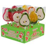 Леденцы на палочке Ассорти фруктовое, 80 г