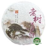 Чай пуэр Шу Lao Shu 100 грамм
