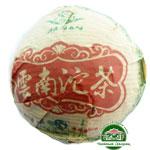 Чай пуэр прессованный Шен Молодой 100г