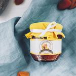Конфитюр банан - абрикос (для детей)
