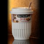 Растворимый кофе в чашке Вatsam 3 в 1