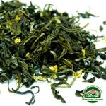 Зеленый чай Османтус Маоджан