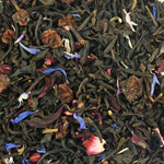 Черный чай с барбарисом