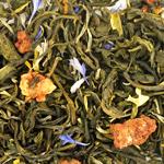 Зеленый чай Брызги шампанского зеленый