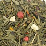 Зеленый чай Клюква
