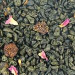 Зеленый чай Земляника со сливками (зел)