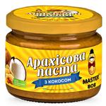 Паста арахисовая с кокосом
