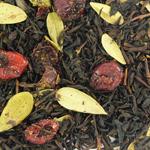 Черный чай Брусничный
