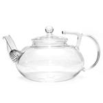 """Стеклянный заварочный чайник """"Розмарин"""", 600 мл"""