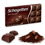 Шоколад черный Schogetten Dark Chocolate