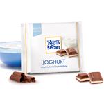 "Шоколад молочный Ritter sport ""Йогуртовый мусс"""