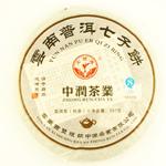 Чай Пуэр Шу Zhong Run Cha Ye 357г
