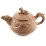 Чайник из иссинской глины 130мл S40
