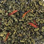 Зеленый чай Зеленая улитка с Магнолией
