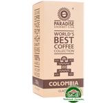Кофе молотый Paradise Арабика Колумбия Эксельсо 125 г