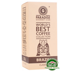 Кофе молотый Paradise Арабика Бразилия Сантос 125 г