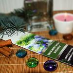 Натуральные ароматические палочки Можжевельник-Кипарис