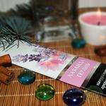 Натуральные ароматические палочки Лаванда-Герань