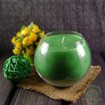 """Ароматическая свеча Shein Candles """"Хвоя"""" в стеклянном стакане"""
