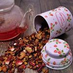 Фруктовый чай Клубника в йогурте