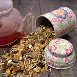 Фруктовый чай Осенний сад