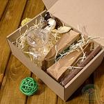 """Подарочный набор в коробке """"Подснежник"""""""