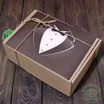 "Картонная подарочная коробка ""Men's style"""