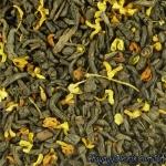 Зеленый чай Зеленый с османтусом