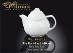 Чайник заварочный 0.42 л Wilmax WL994009