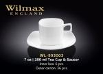 Чашка чайная 200 мл Wilmax WL993003