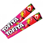 Жевательные конфеты Tofita,клубника 47 г