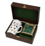 Чай Сент Клер чашка в шкатулке Mlesna арт. 10-070