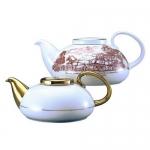 Фарфоровый чайник Семейный 800мл арт. 10-045 100г
