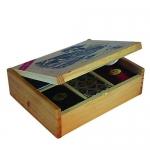 Набор Цейлон из 6-ти видов черного чая Mlesna арт. 04-017 125г