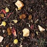 Черный чай Облепиховый